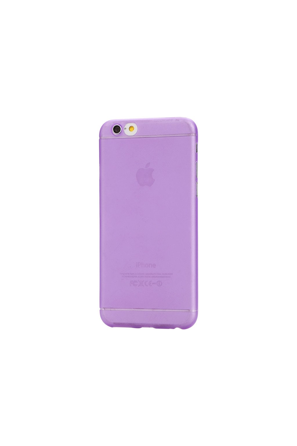 Pouzdro TPU Classic Apple iPhone 6/6S, purple