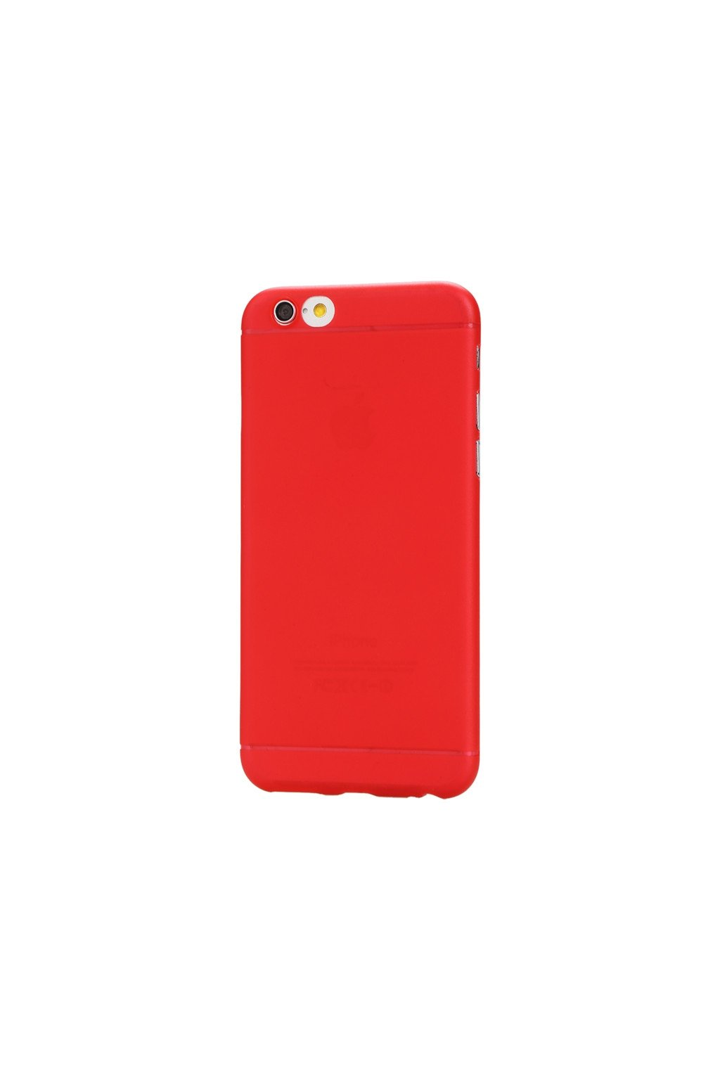 Pouzdro TPU Classic Apple iPhone 6/6S, red