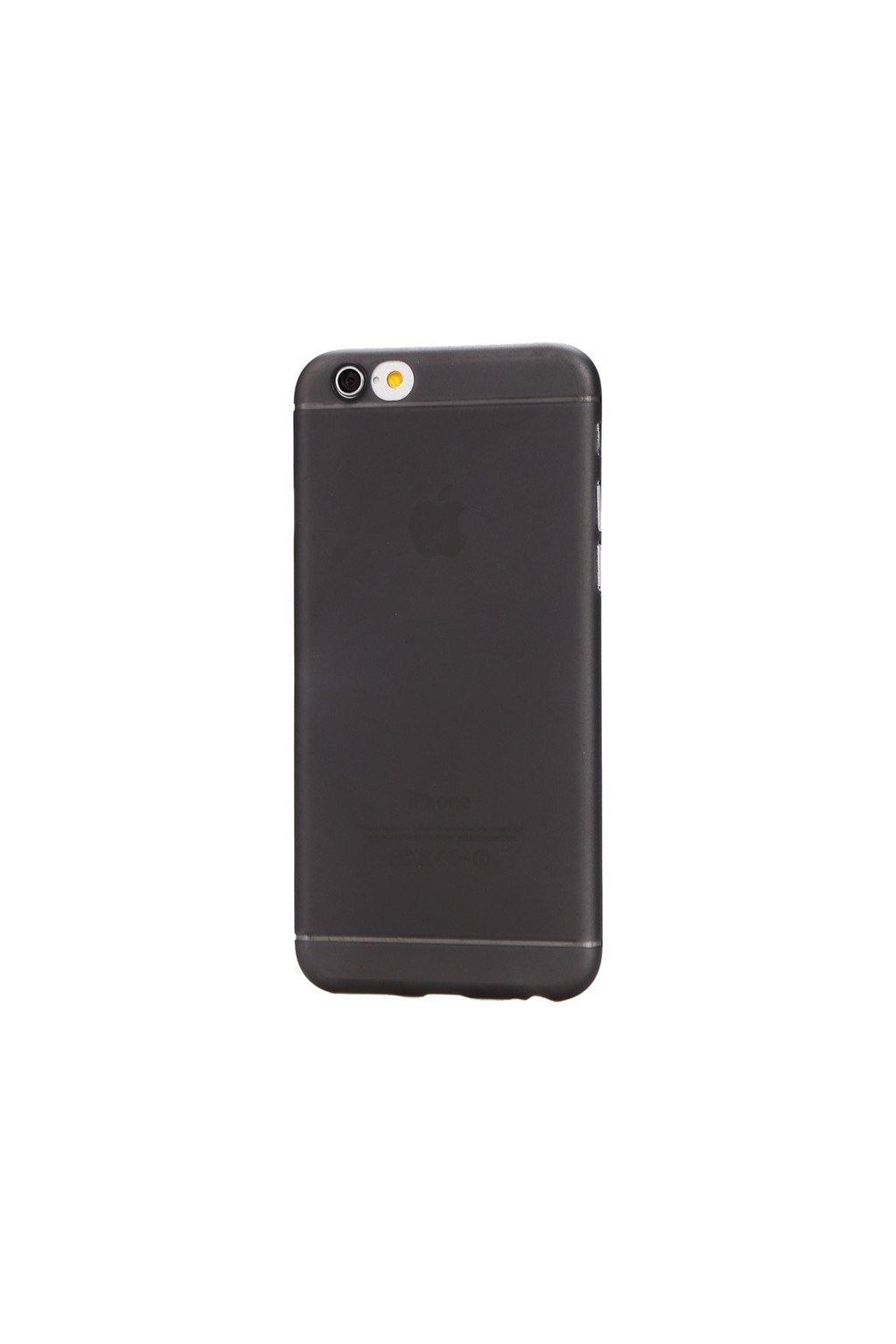 Pouzdro TPU Classic Apple iPhone 6/6S, black