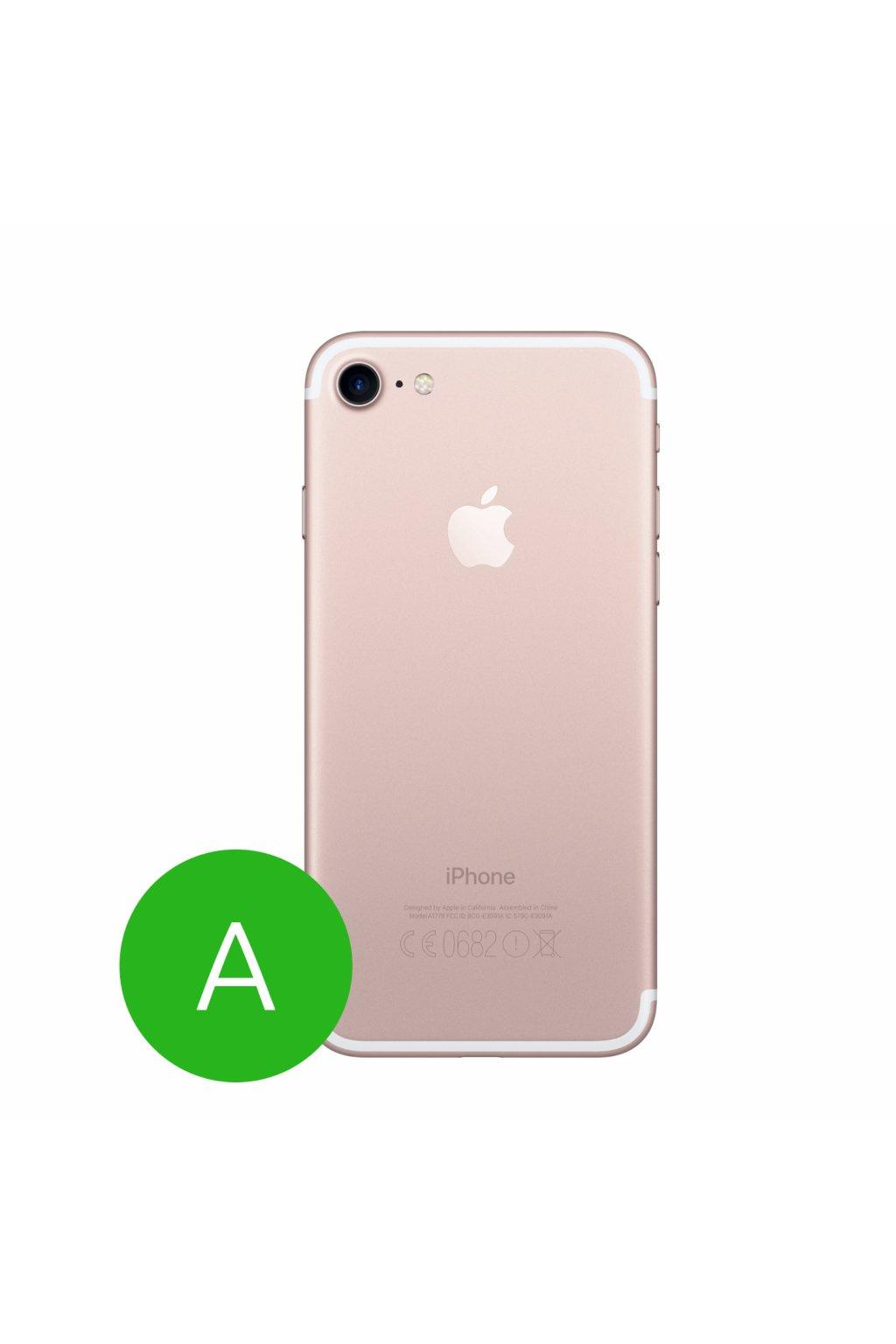 iPhone7 rosegold A