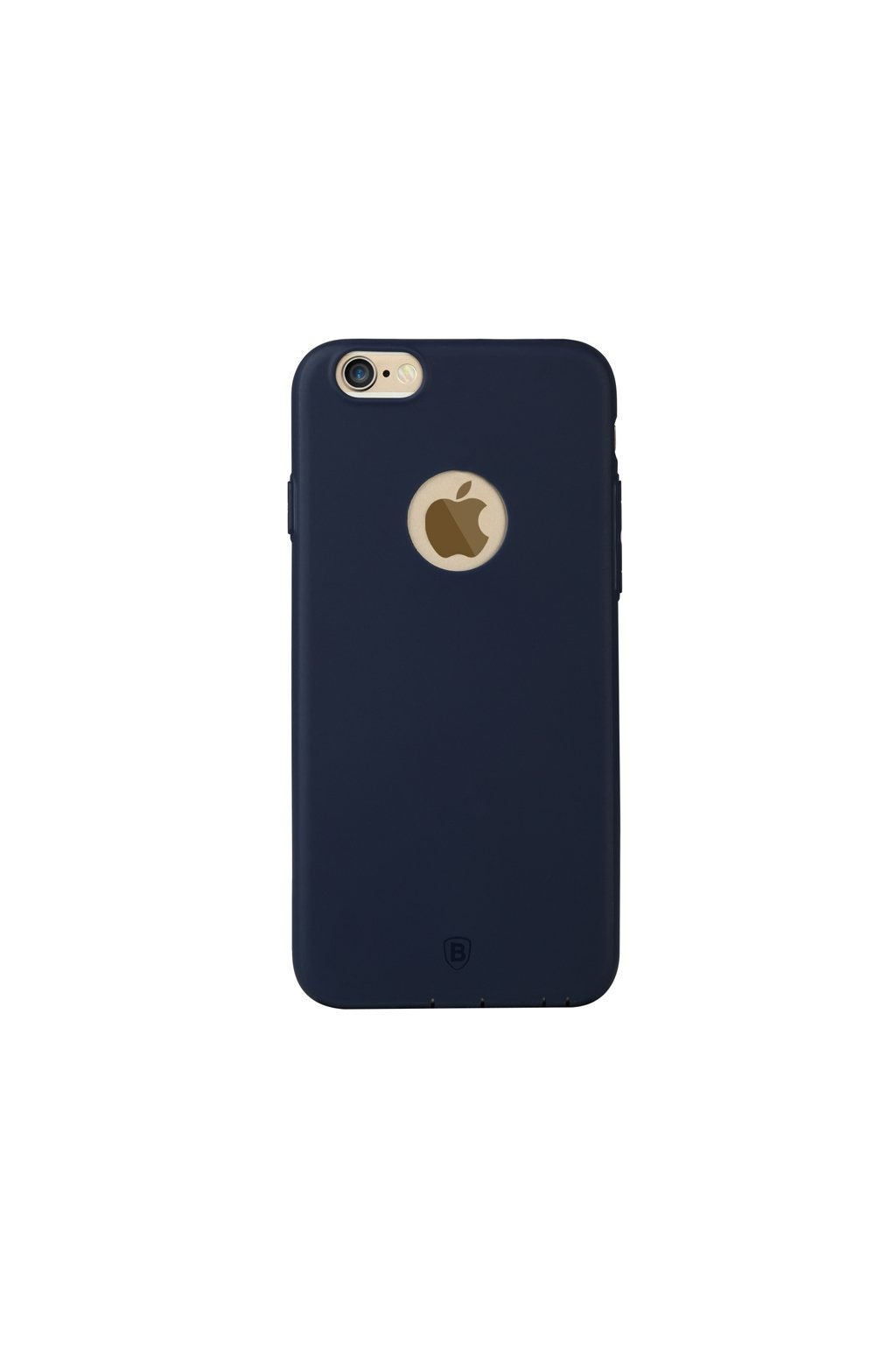 Pouzdro Apple iPhone 6/6S Plus Baseus TPU Mousse, dark blue