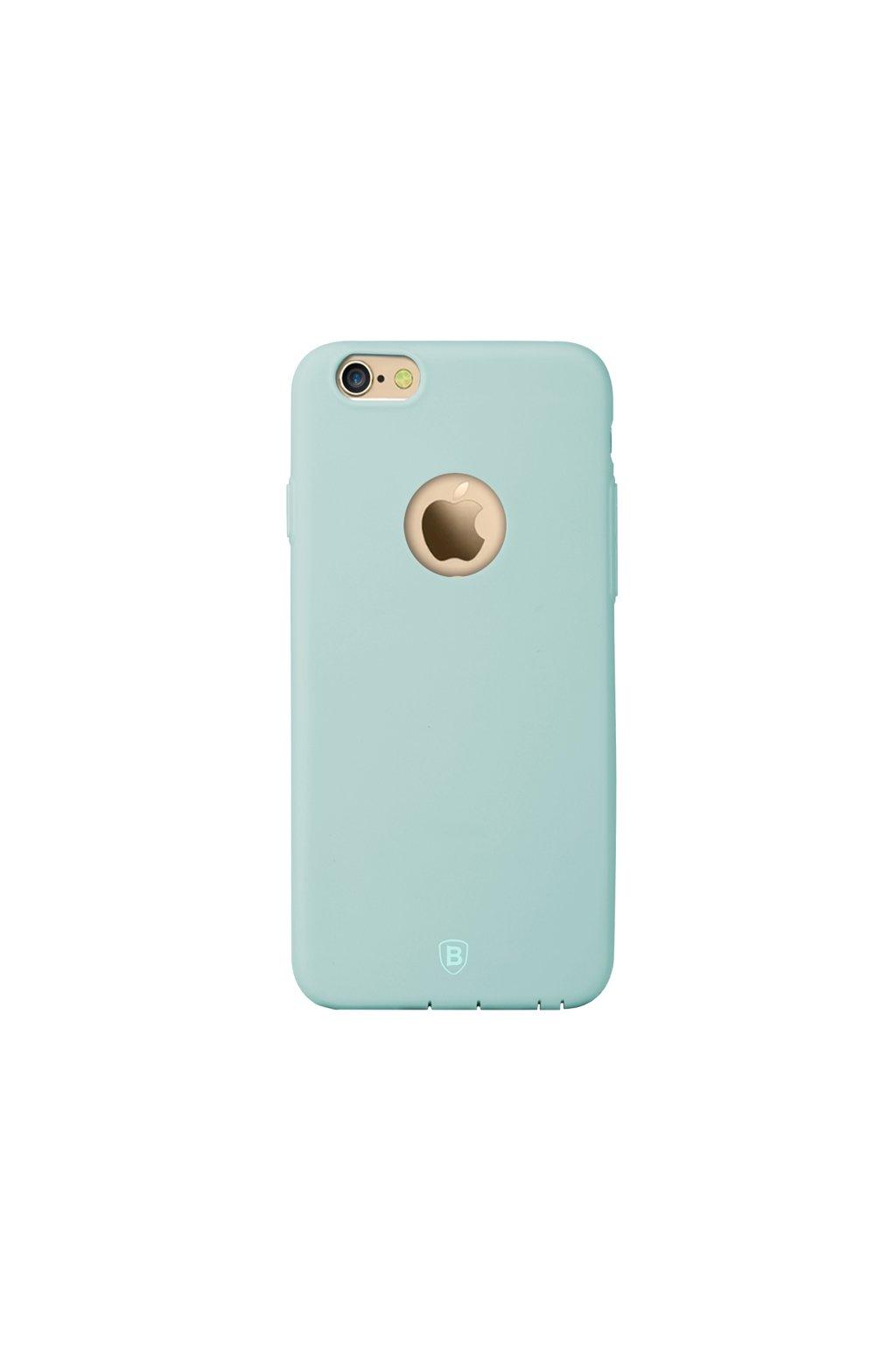 Pouzdro Apple iPhone 6/6S Plus Baseus TPU Mousse, blue