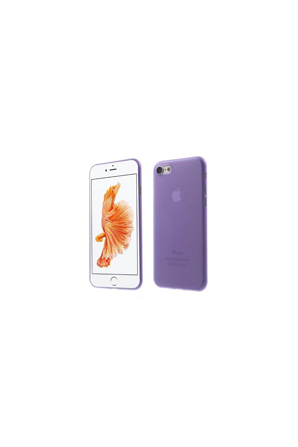 Pouzdro TPU Classic Apple iPhone 7/8, purple