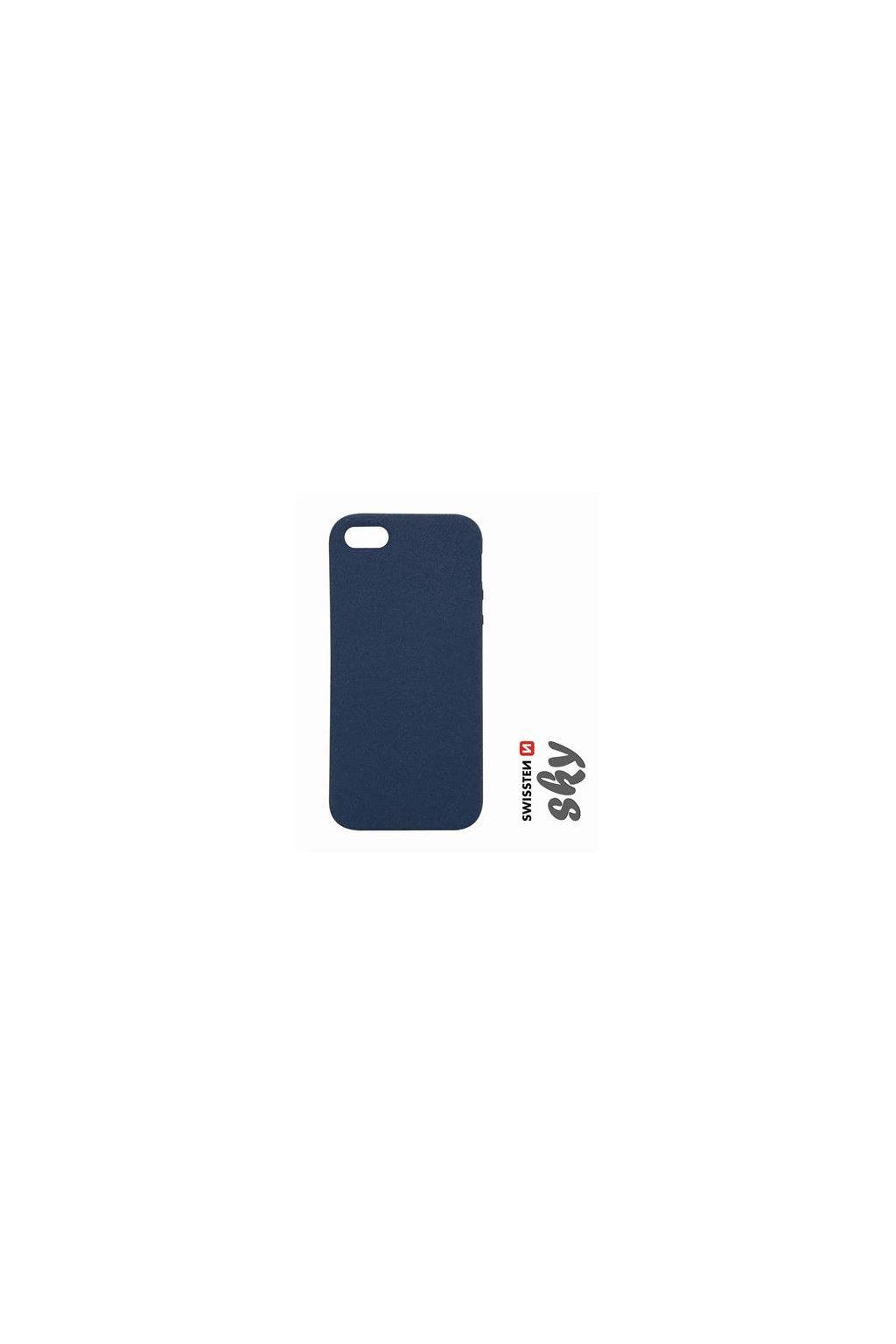 Swissten Sky Apple iPhone 7/8, modré