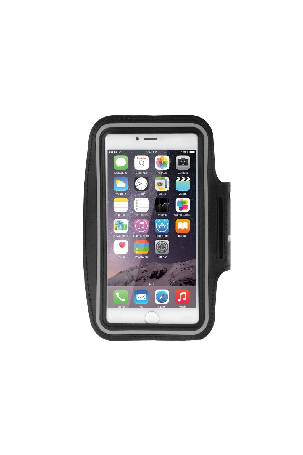 Sportovní pouzdro na ruku HAWEEL pro iPhone 6/7 Plus