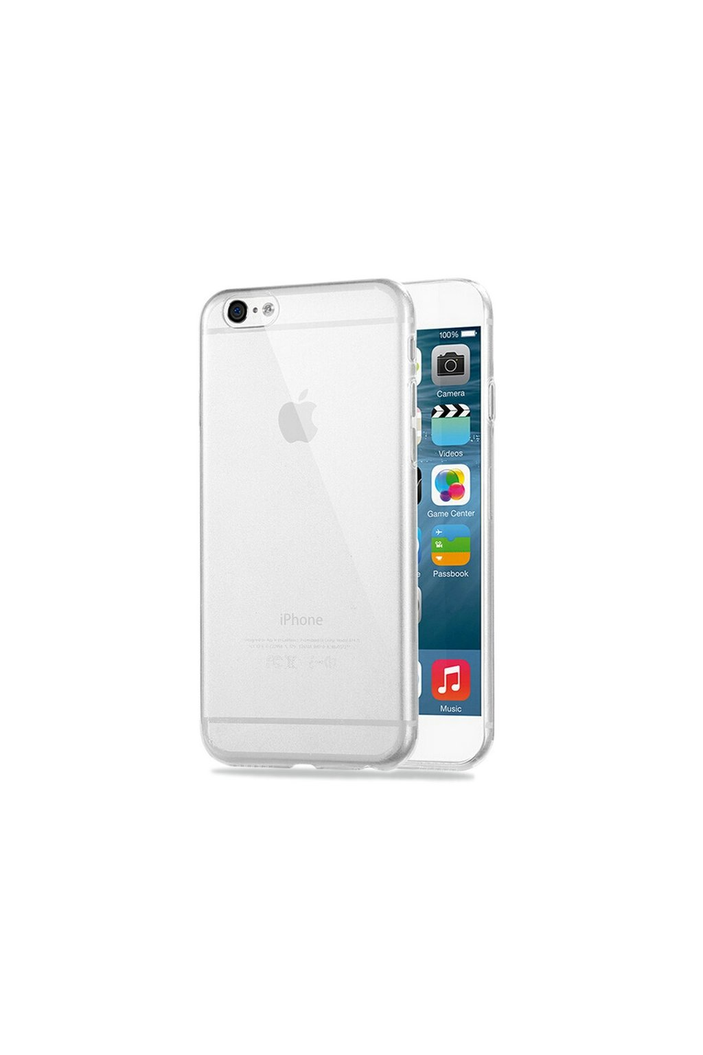 Ultra tenké HAWEEL ZERO pouzdro Apple iPhone 6/6S Plus