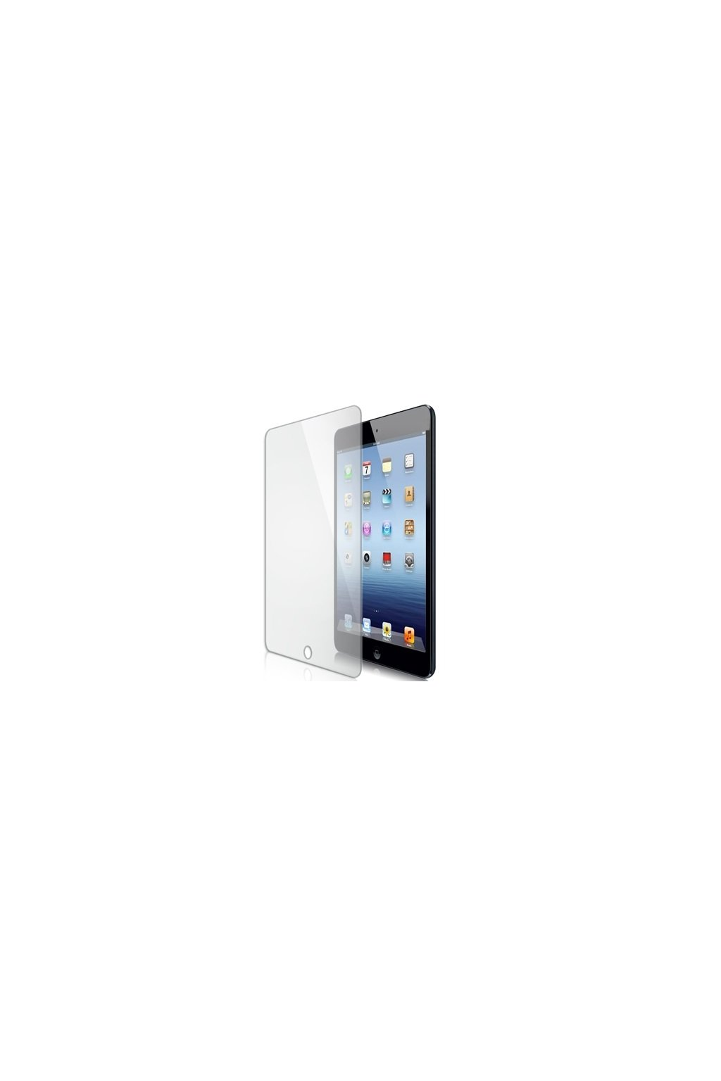 Temperované sklo 9H Apple iPad mini 1/2/3, čirá
