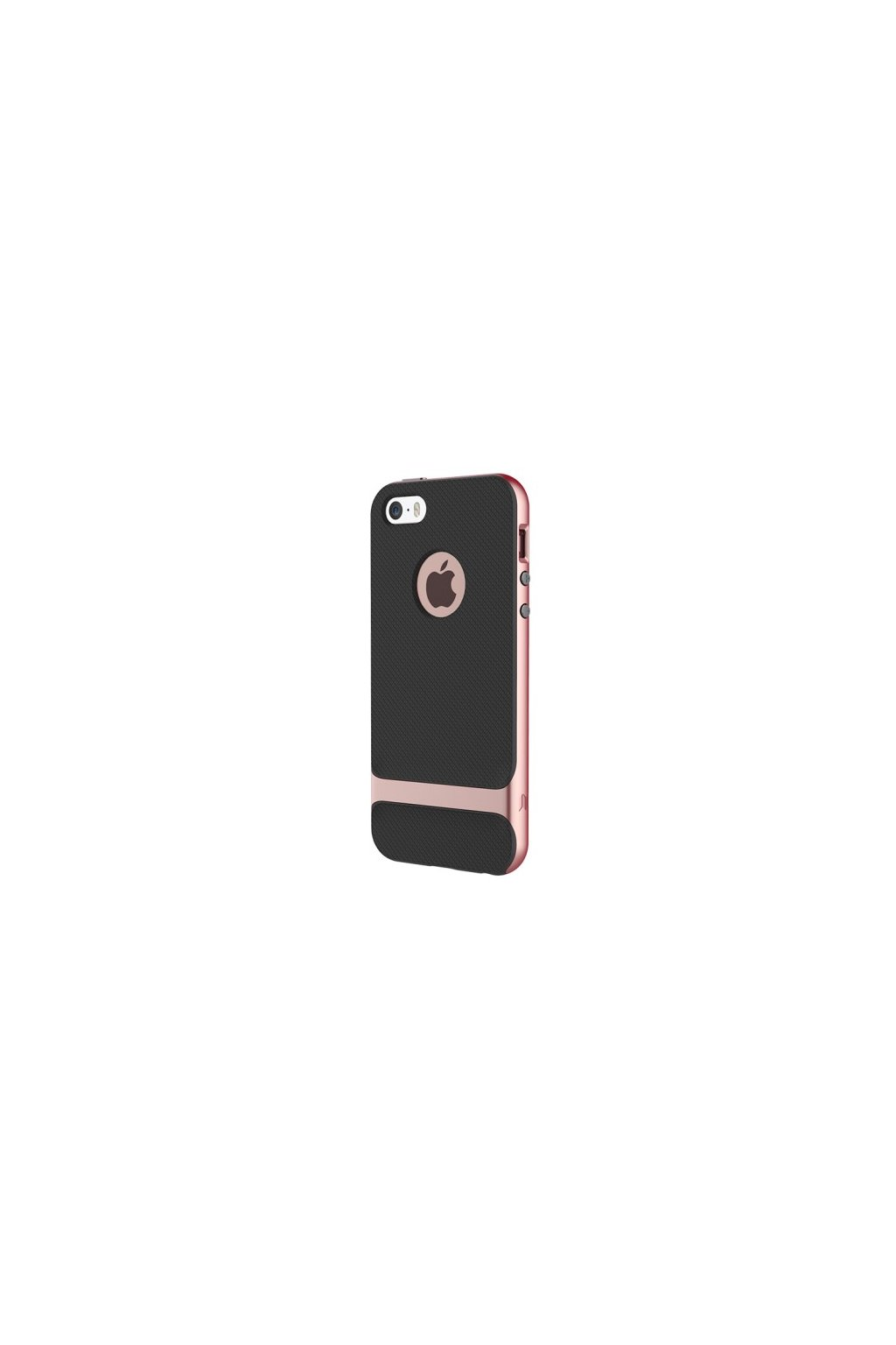 Pouzdro Rock Royce Apple iPhone 5/5S/SE Rose Gold