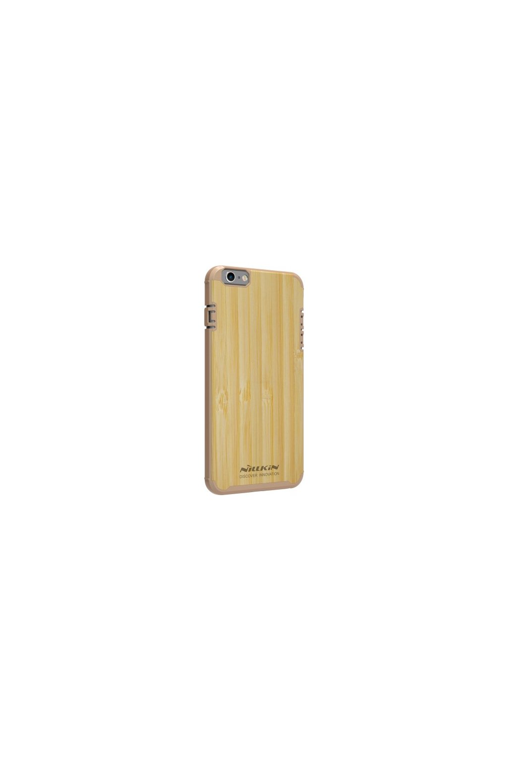 Pouzdro Nilllkin Bamboo Apple iPhone 6/6S, gold