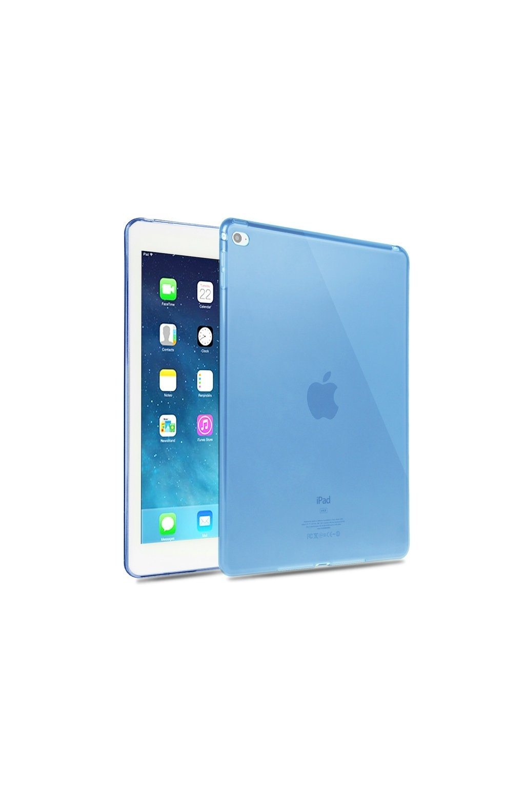Pouzdro HAWEEL TPU iPad Air 2, blue