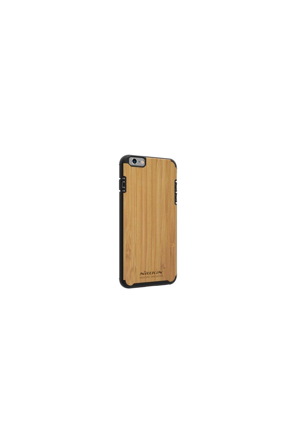 Pouzdro Nilllkin Bamboo Apple iPhone 6/6S, black