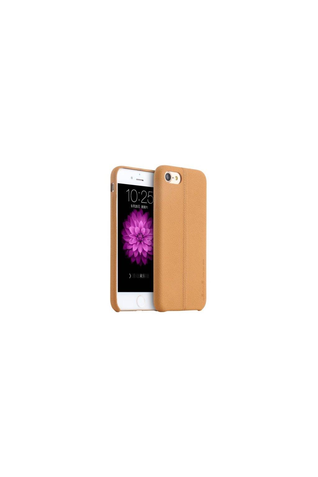 Pouzdro Usams Apple iPhone 7/8, brown