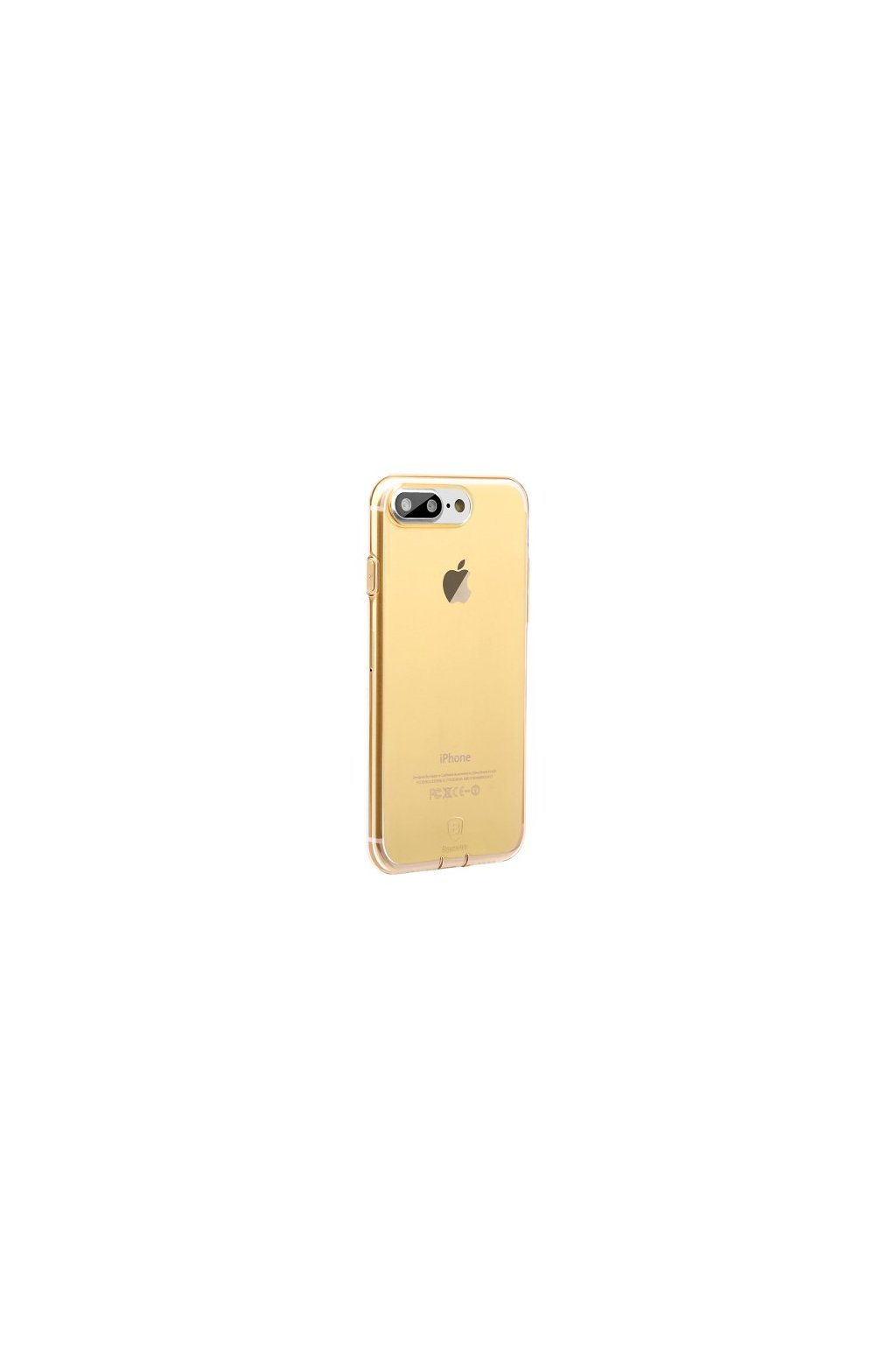 Pouzdro Baseus Multi Apple iPhone 7/8 Plus, gold