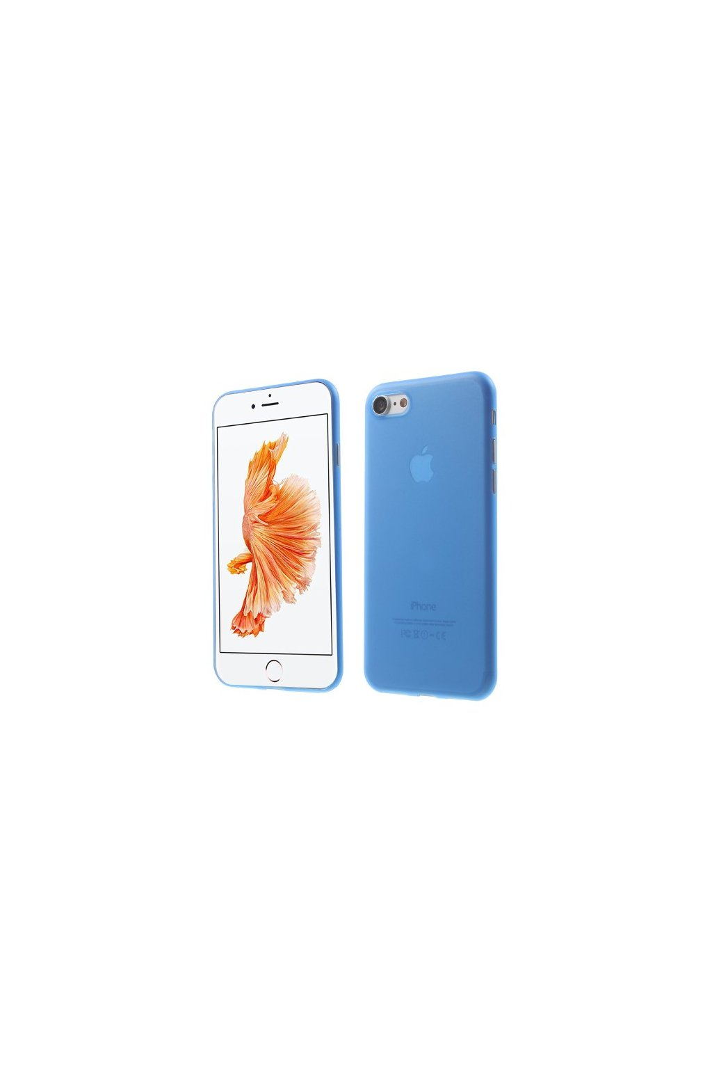 Pouzdro TPU Classic Apple iPhone 7/8, blue