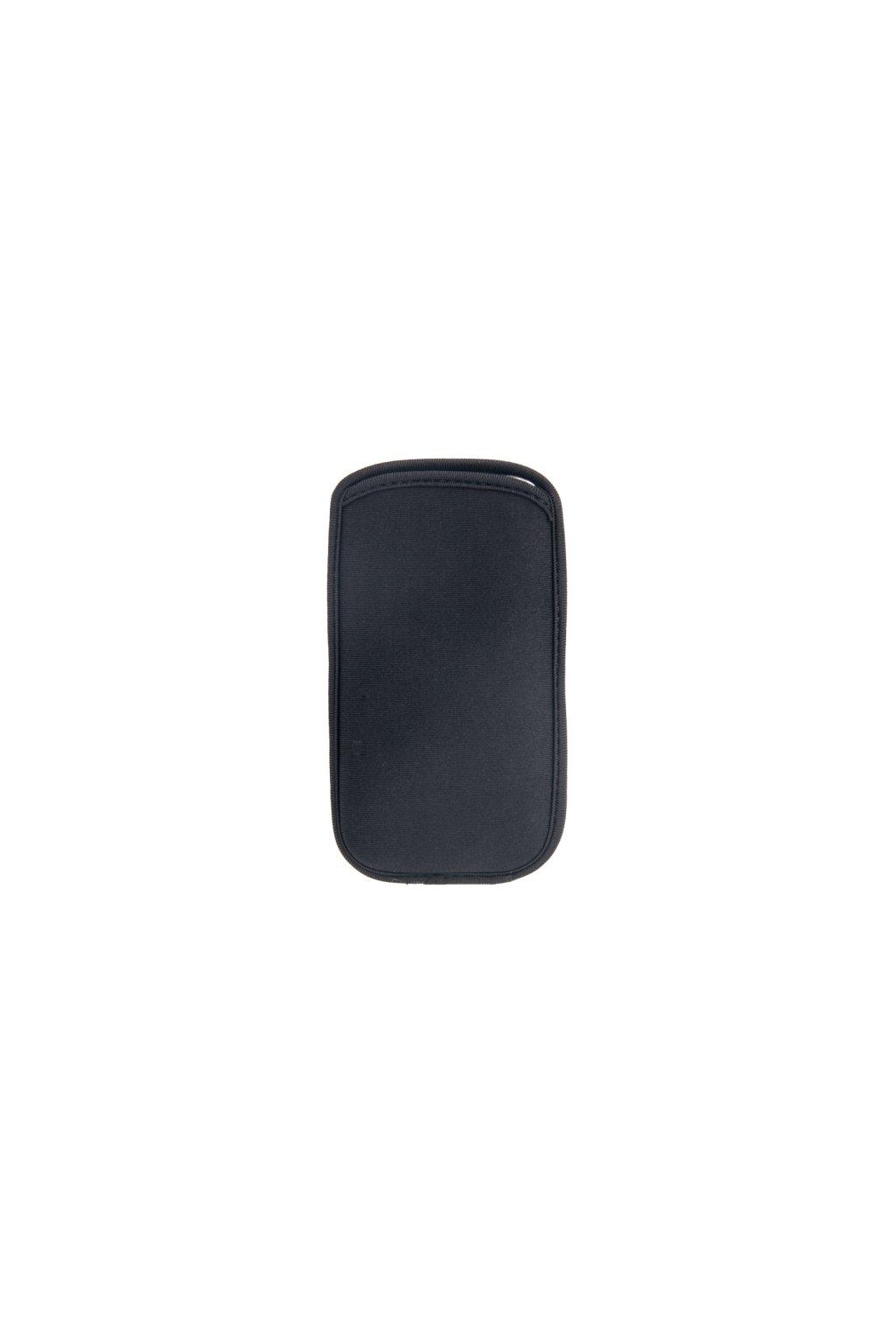 Voděodolné textilní pouzdro Apple iPhone 6/6S/7/8, black/černá