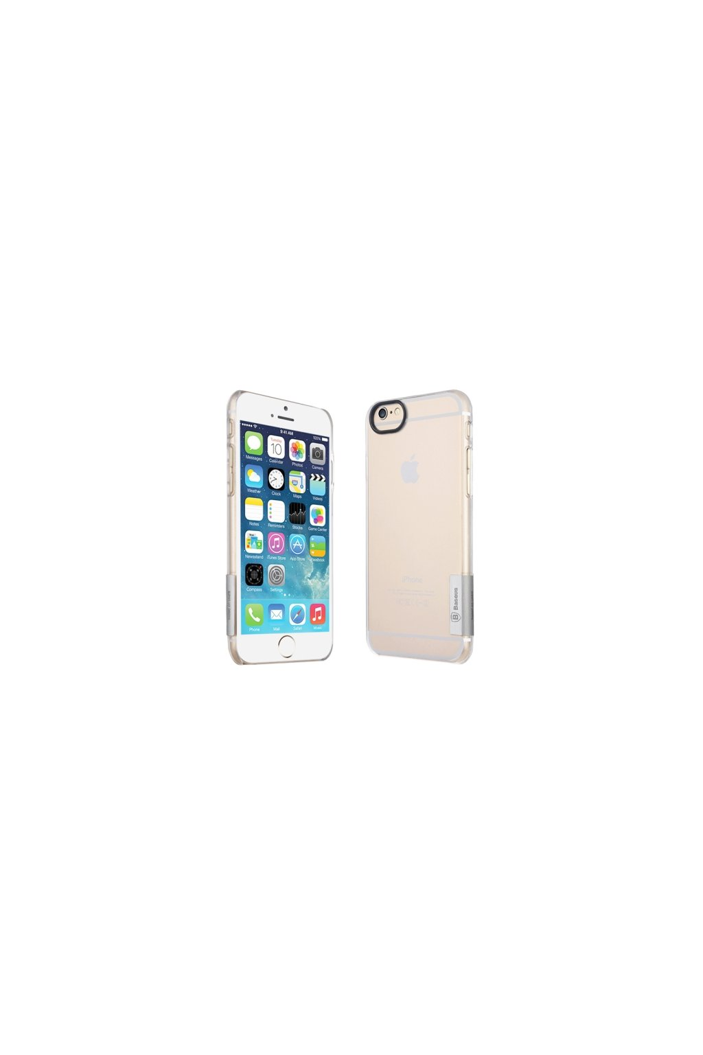 Ultra tenké Baseus pouzdro Apple iPhone 6 6S 71a2995bf42
