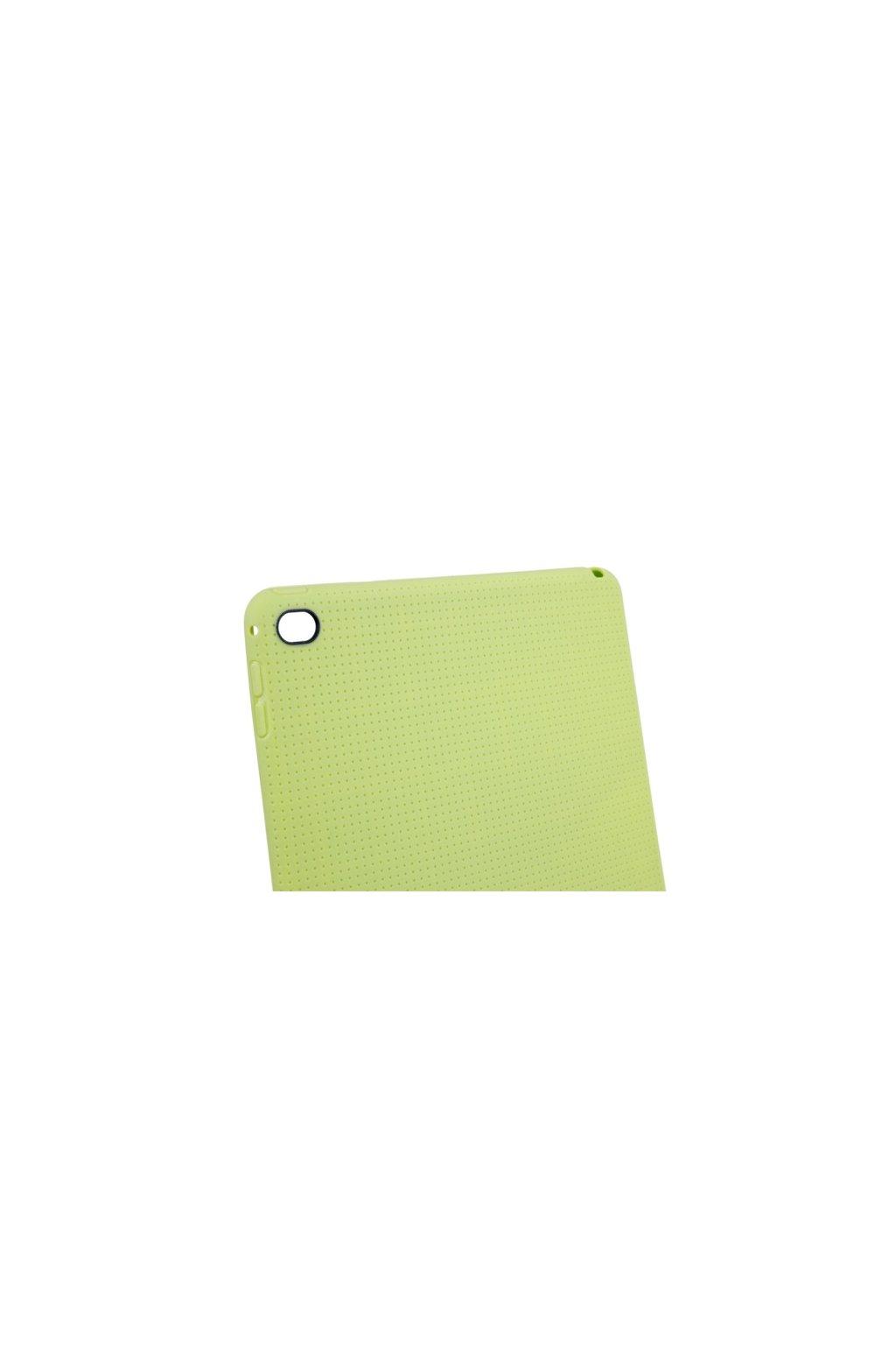 Pouzdro TPU iPad Air 2, green/zelená