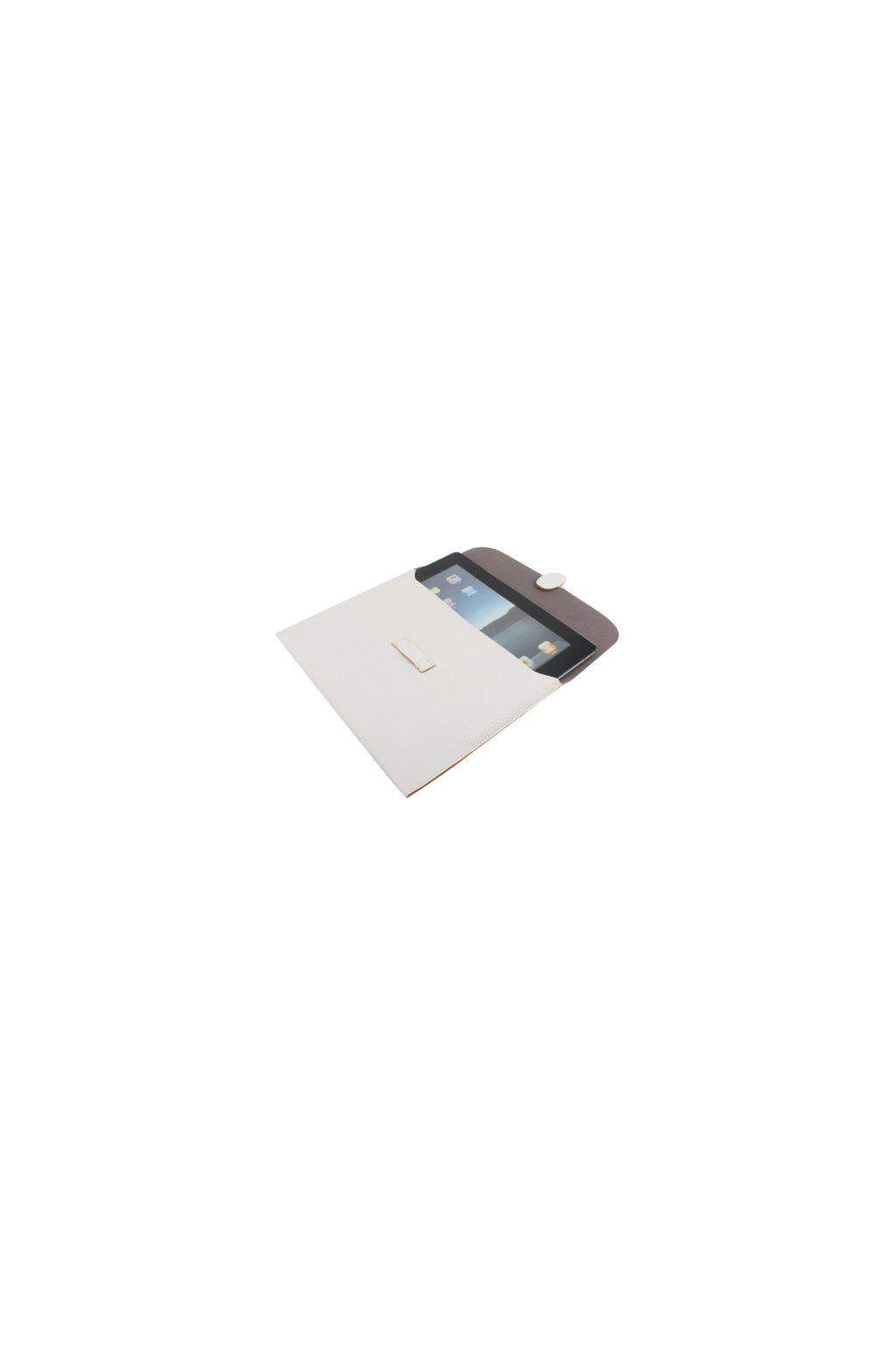 Pouzdro Omo iPad 2/3/4/Air, white/bílá