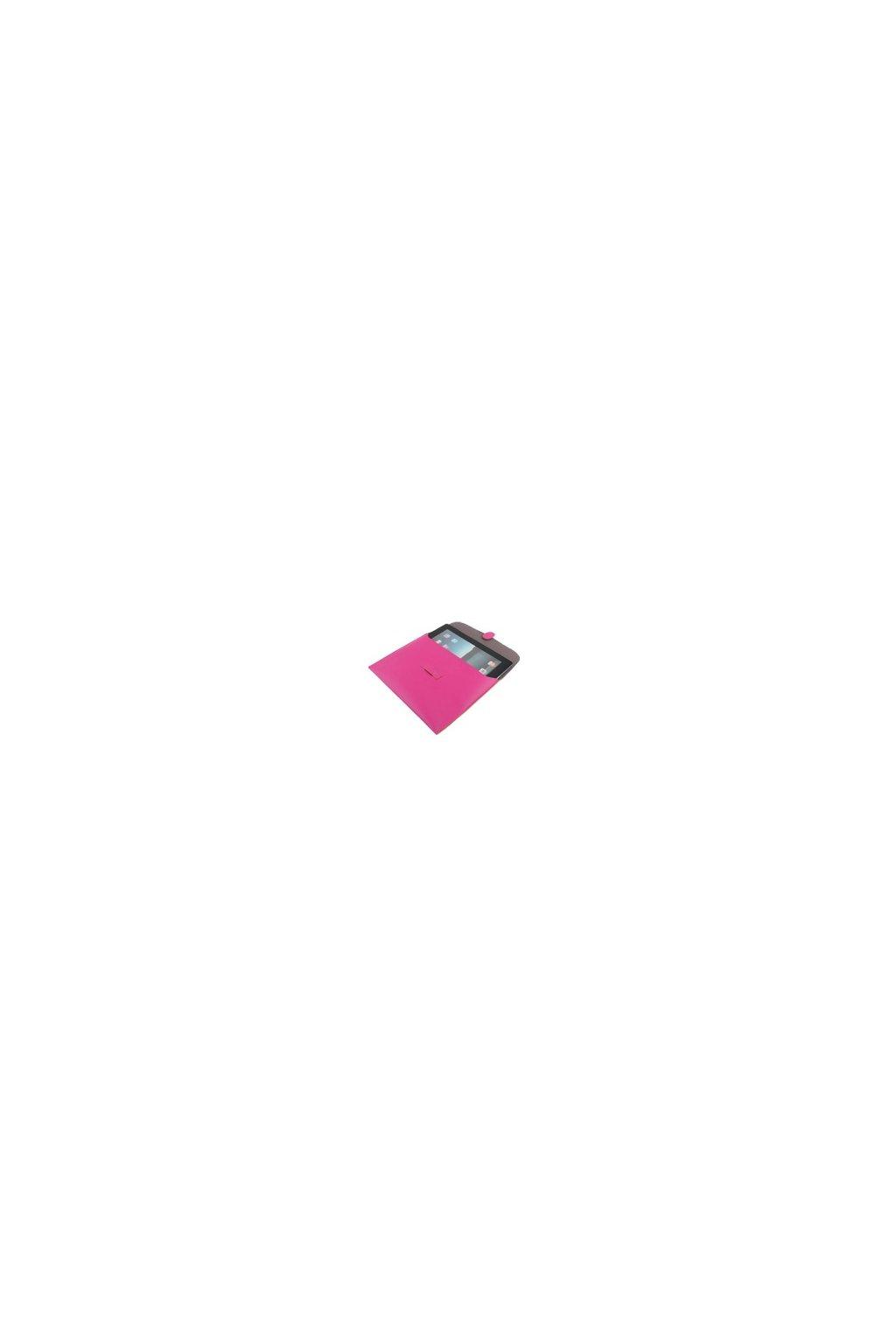 Pouzdro Omo iPad 2/3/4/Air, pink/růžová