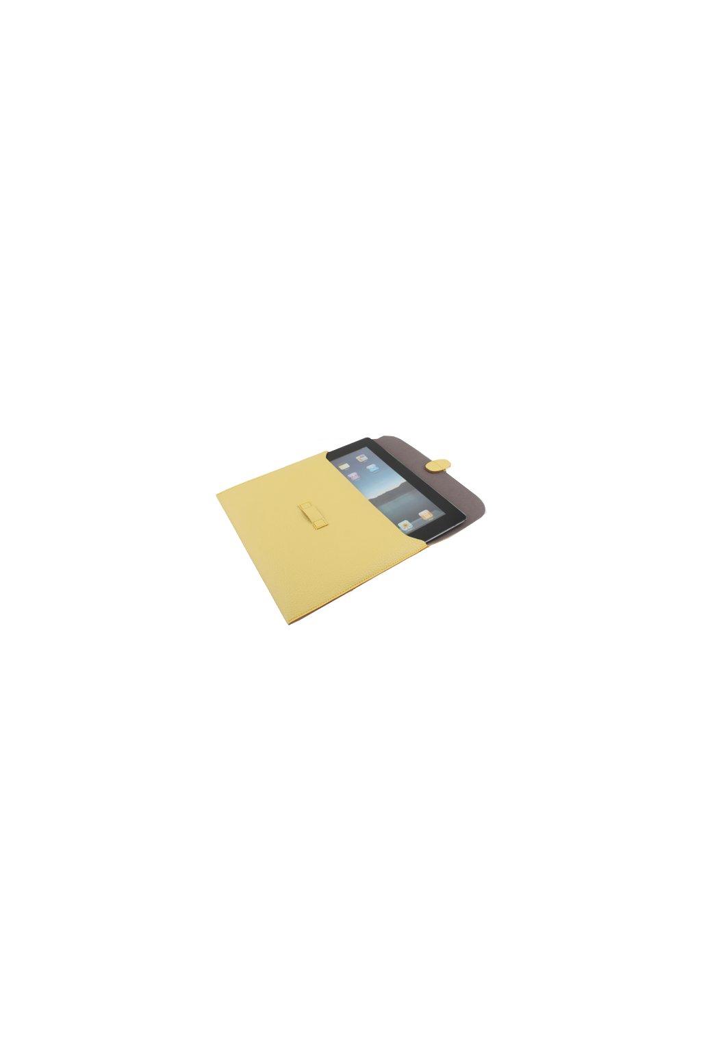 Pouzdro Omo iPad 2/3/4/Air, yellow/žlutá