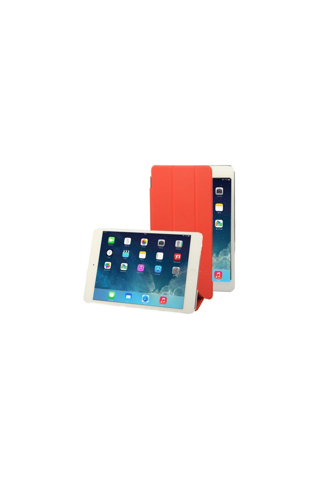 Smart Cover iPad mini 1/2/3, red/červená