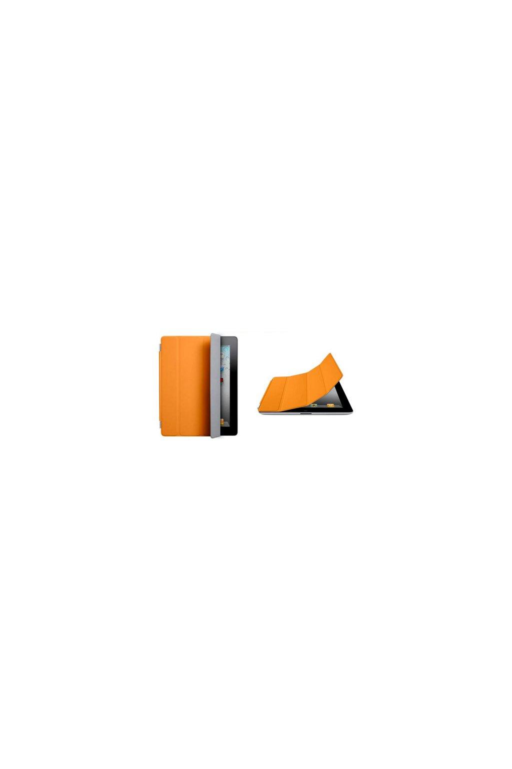 Smart Cover iPad 2/3/4, orange/oranžová