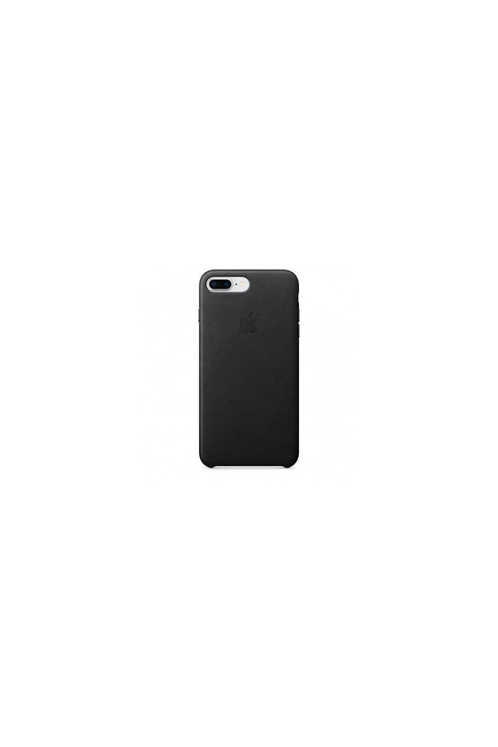 mqhm2zm:a 8 Plus:7 Plus Leather Case Black
