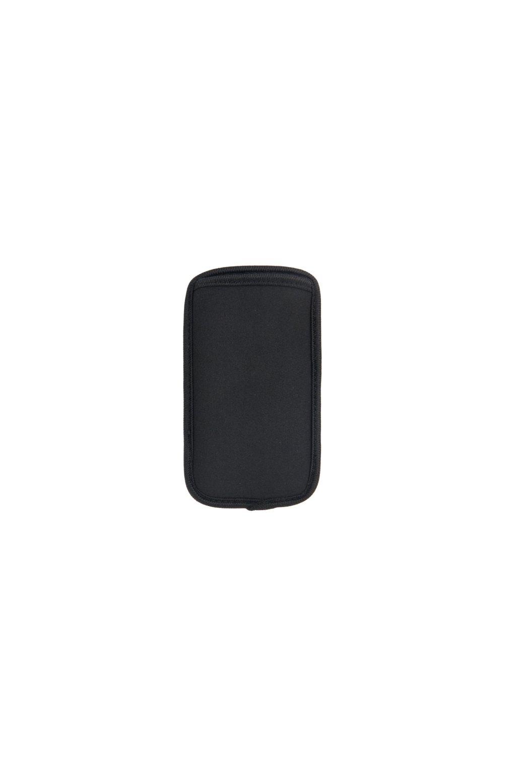Voděodolné textilní pouzdro iPhone 5/5S, black/černá