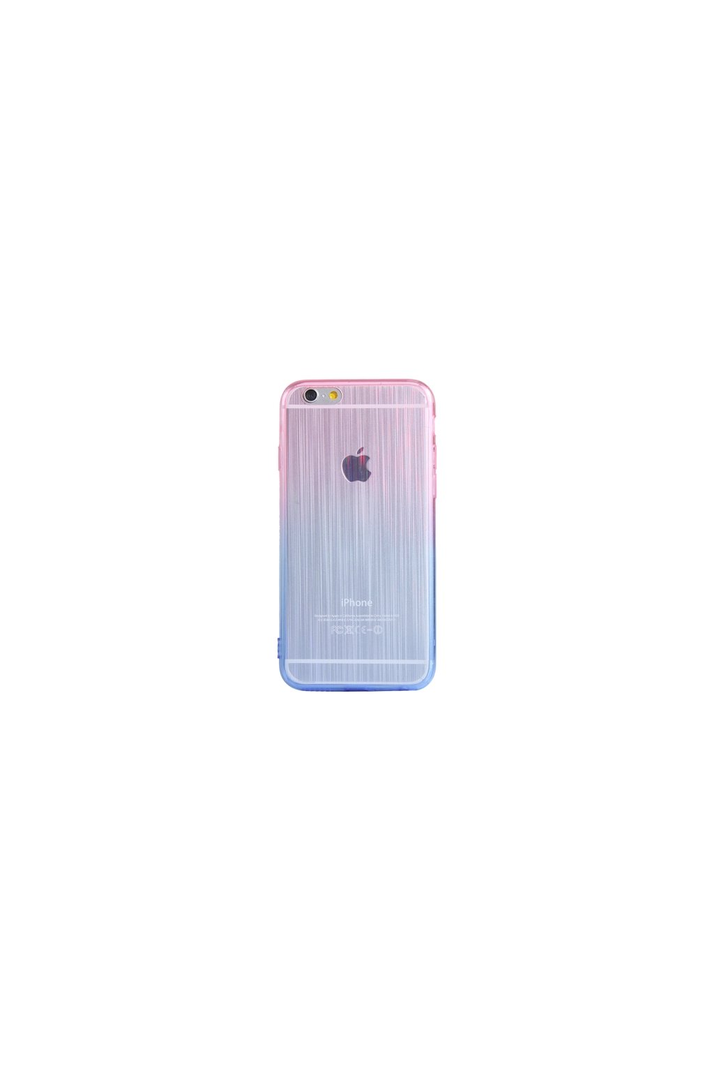 Pouzdro LASER Apple iPhone 6/6S, Blue