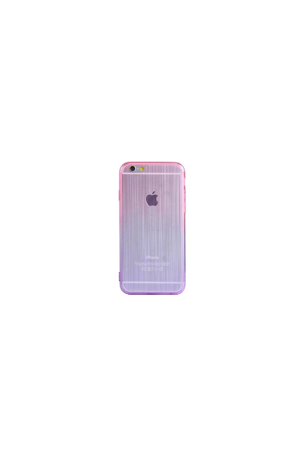 Pouzdro LASER Apple iPhone 6/6S, Purple