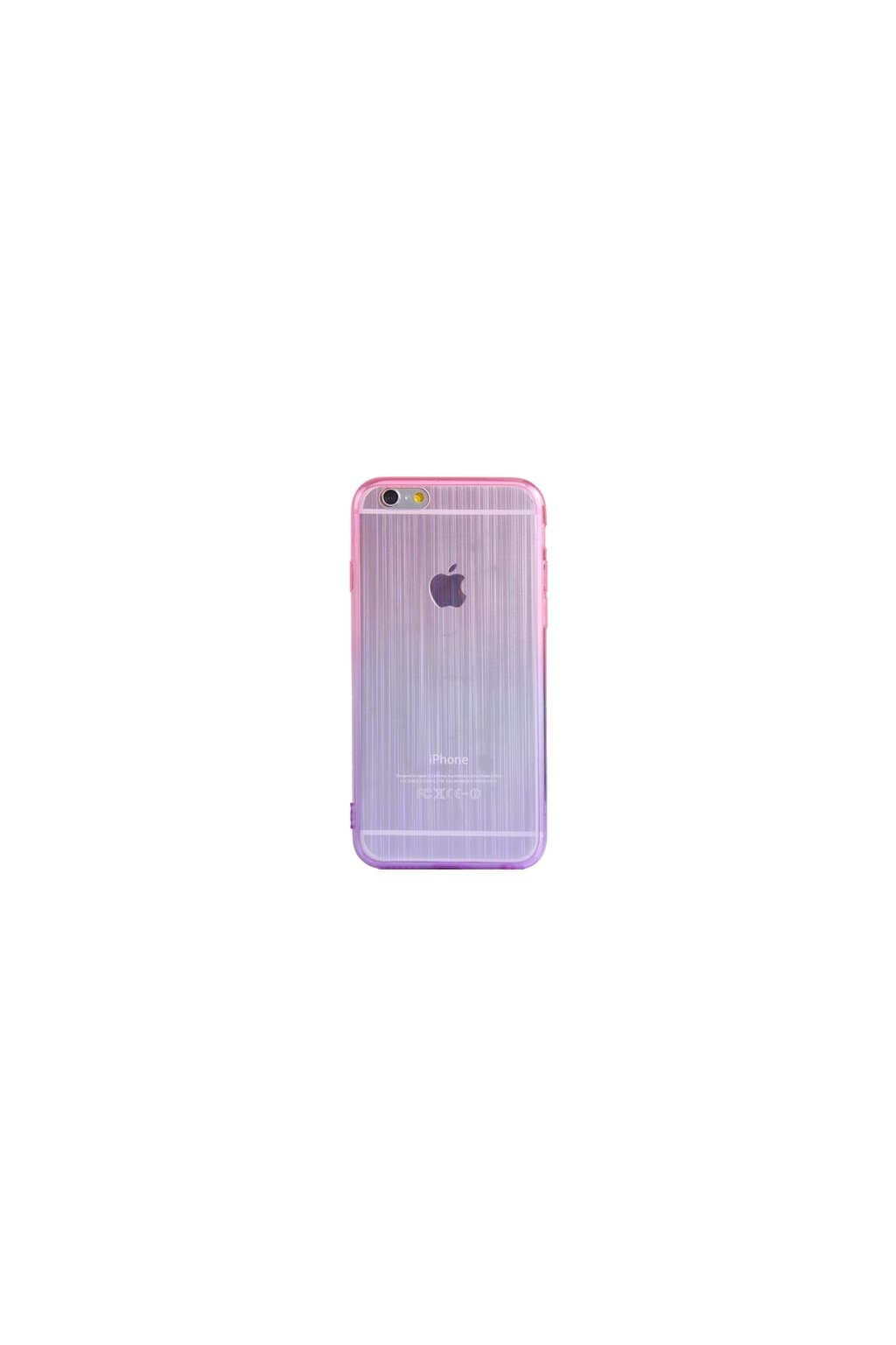 Pouzdro LASER Apple iPhone 6/6S, Purple