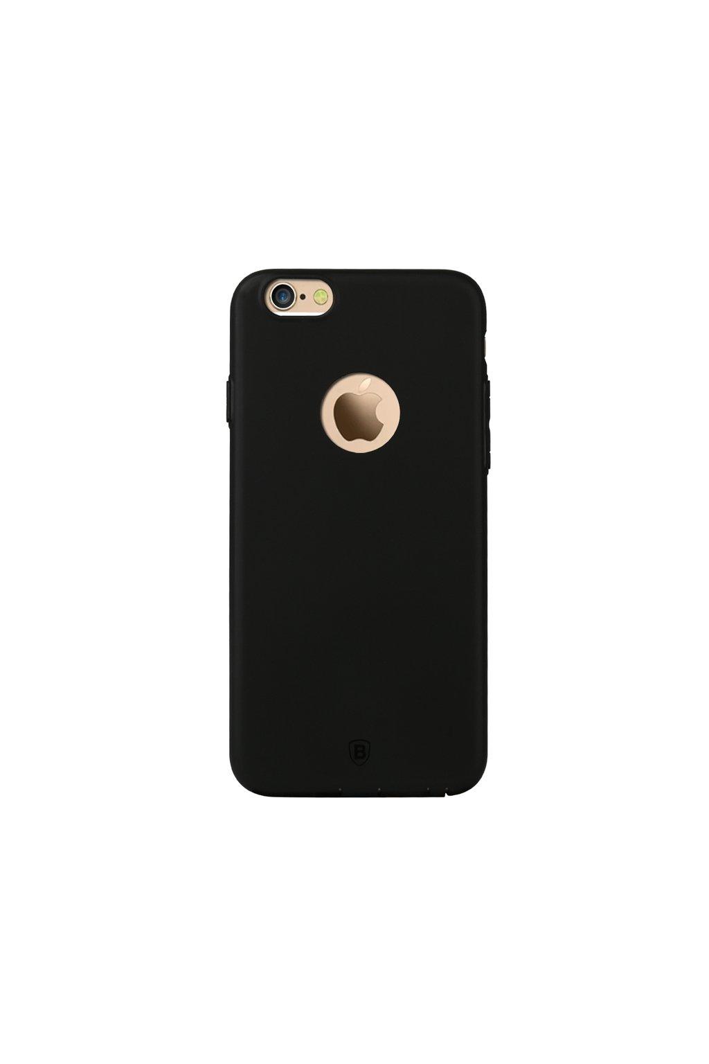 Pouzdro Apple iPhone 6/6S Baseus TPU Mousse, black