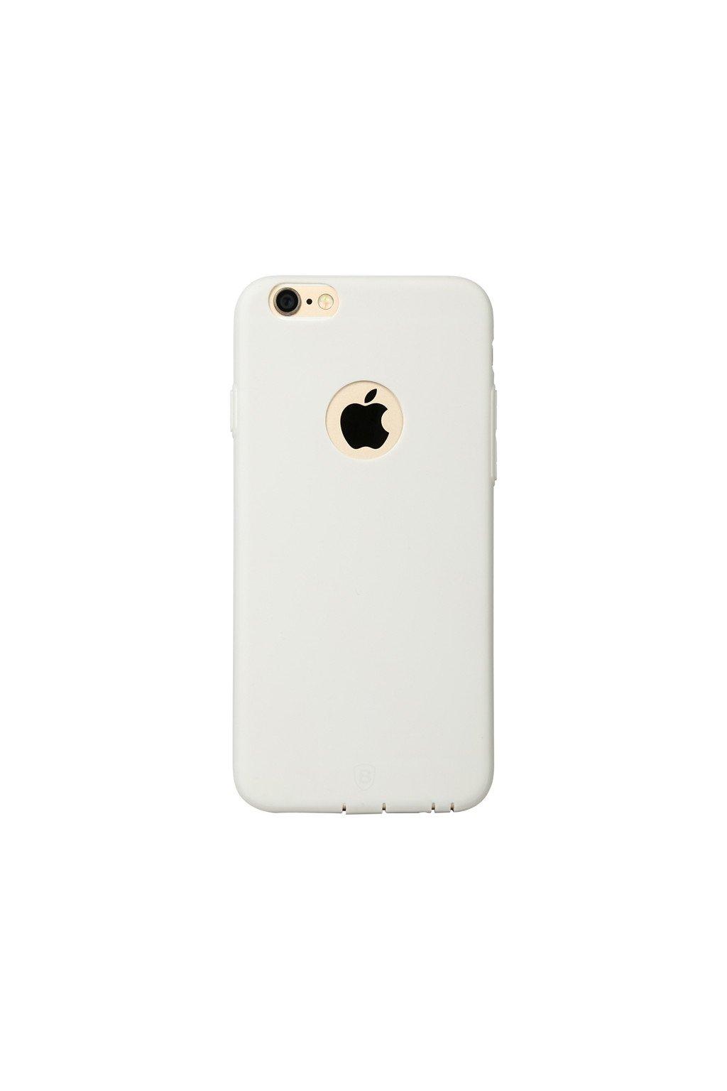 Pouzdro Apple iPhone 6/6S Baseus TPU Mousse, grey/white