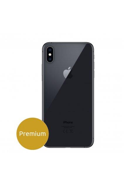 iPhoneXSMAX Black premium