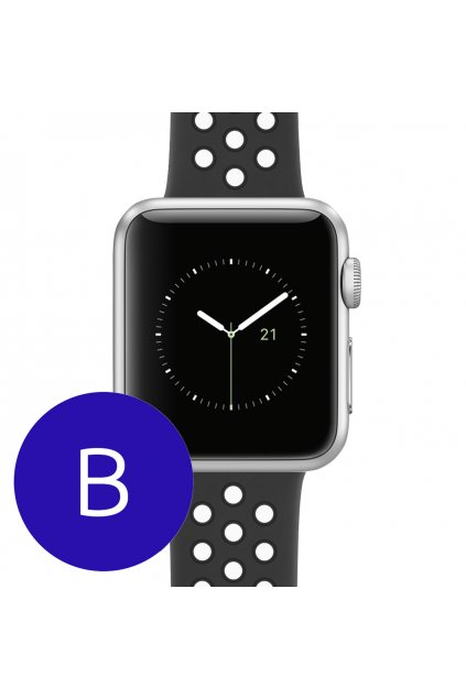 applewatch3 silver A