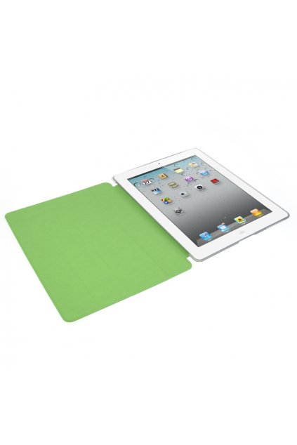 Pouzdro flip Smart Apple iPad 2/3/4, green
