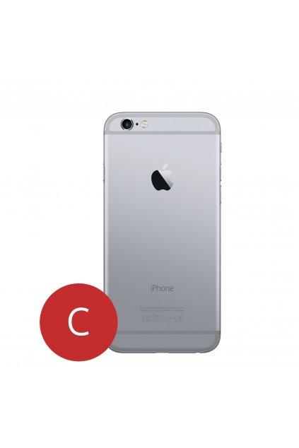 Apple iPhone 6 16GB, Space Gray - použitý