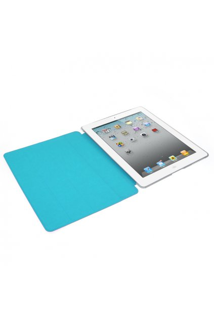 Pouzdro flip Smart Apple iPad 2/3/4, blue