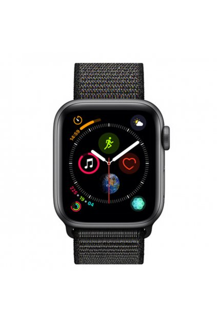 applewatch4 spacegray A