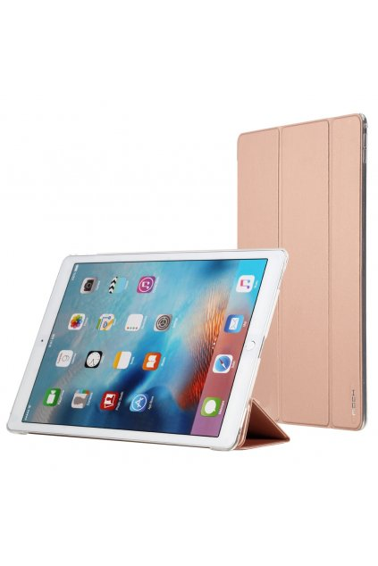 "Pouzdro flip ROCK Touch Apple iPad Pro 12.9"", rose gold"