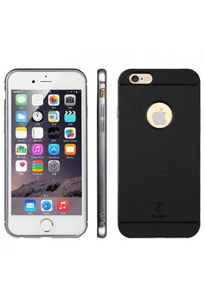 Pouzdro Baseus Bumper Luxury Apple iPhone 6, silver