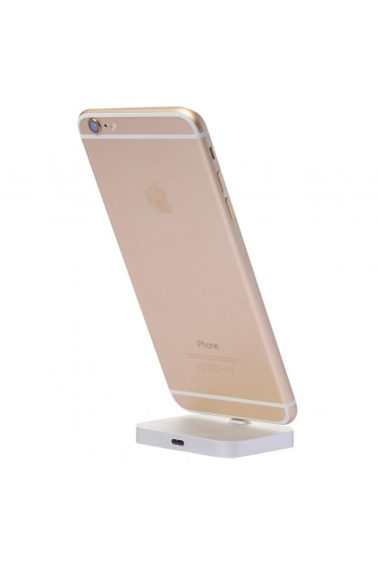 Nabíjecí stojánek pro iPhone s Lightning konektorem, Silver