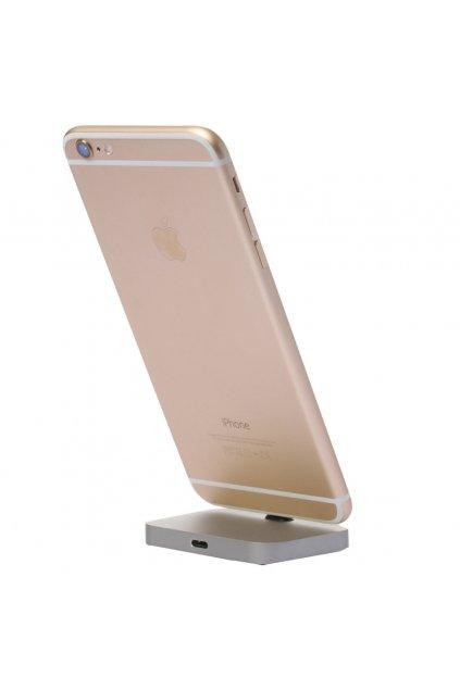 Nabíjecí stojánek pro iPhone s Lightning konektorem, Grey