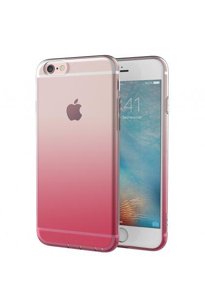 Pouzdro ROCK Iris Apple iPhone 6/6S Plus, pink