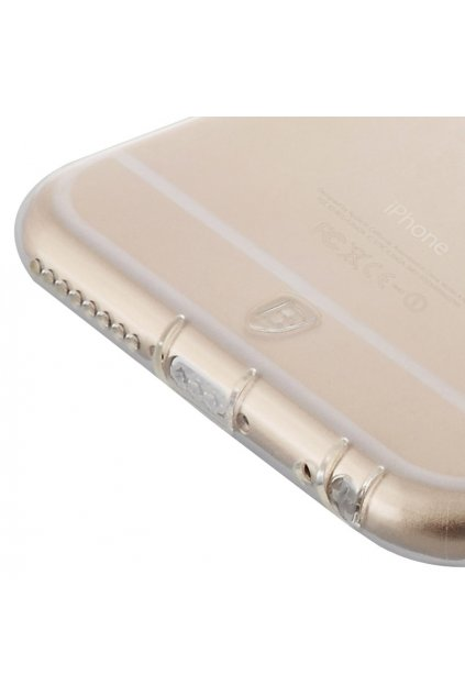 Pouzdro Baseus Shell Apple iPhone 6/6S Plus, transparent