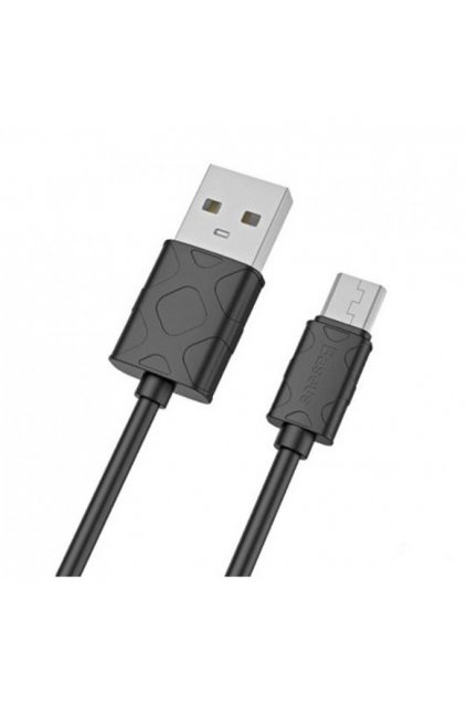 baseus cable micro usb 1m blackblack