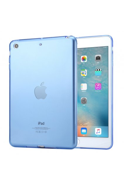 Pouzdro HAWEEL TPU iPad mini 1/2/3, blue