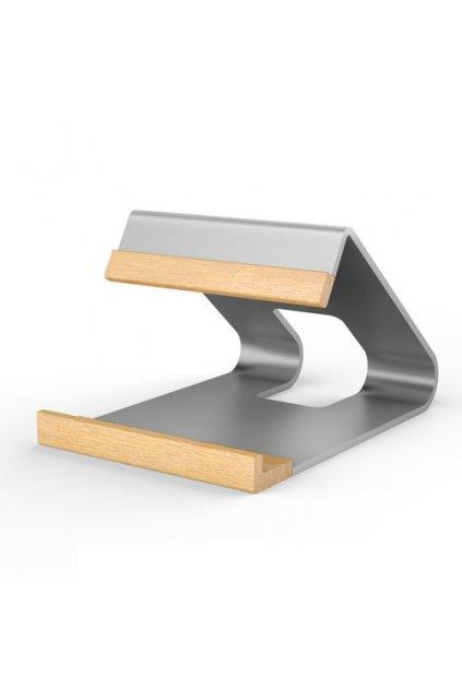 Stojánek ROCK Alloy pro iPad, grey