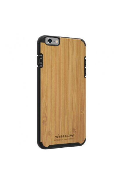 Pouzdro Nilllkin Bamboo Apple iPhone 6/6S, black
