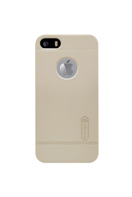 Pouzdro Nillkin Frosted Apple iPhone 5/5S/SE, gold